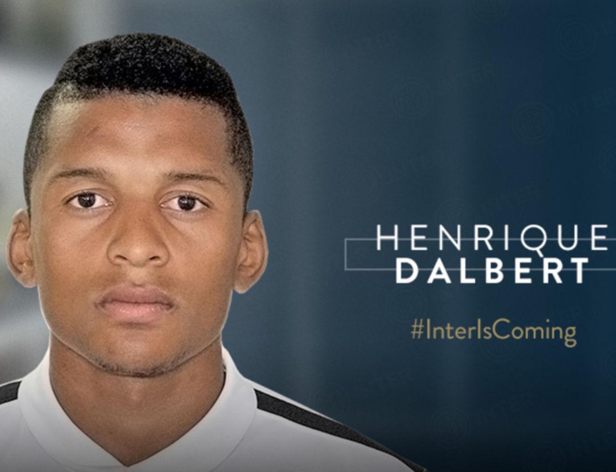 Dalbert is a Nerazzurri player!