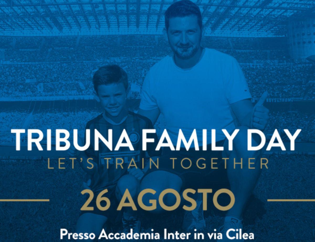 Tribuna Family Day, ultime ore per registrarsi