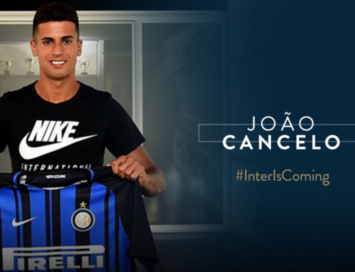 Cancelo is an Inter player!
