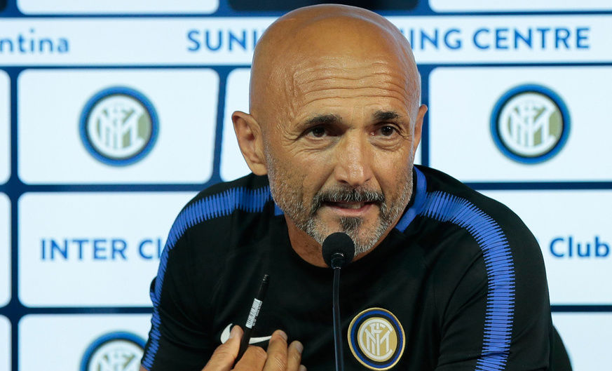 """Spalletti: """"We're eager to face opponents such as Roma"""""""