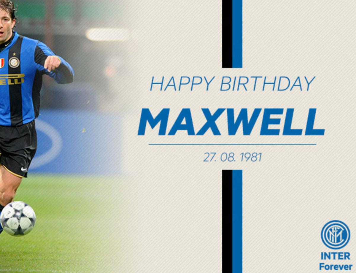 Happy Birthday Maxwell!