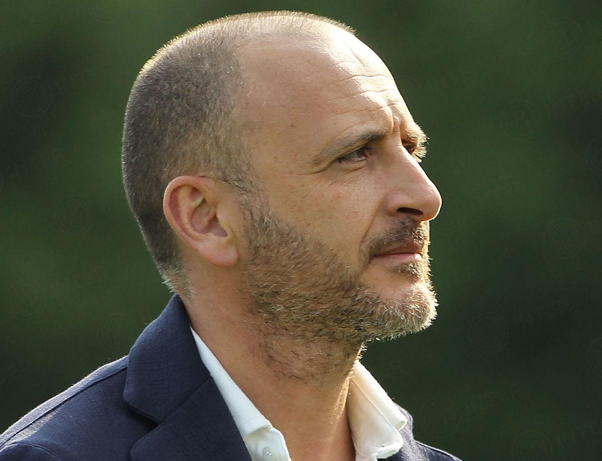 Piero Ausillo speaks ahead of Roma vs. Inter