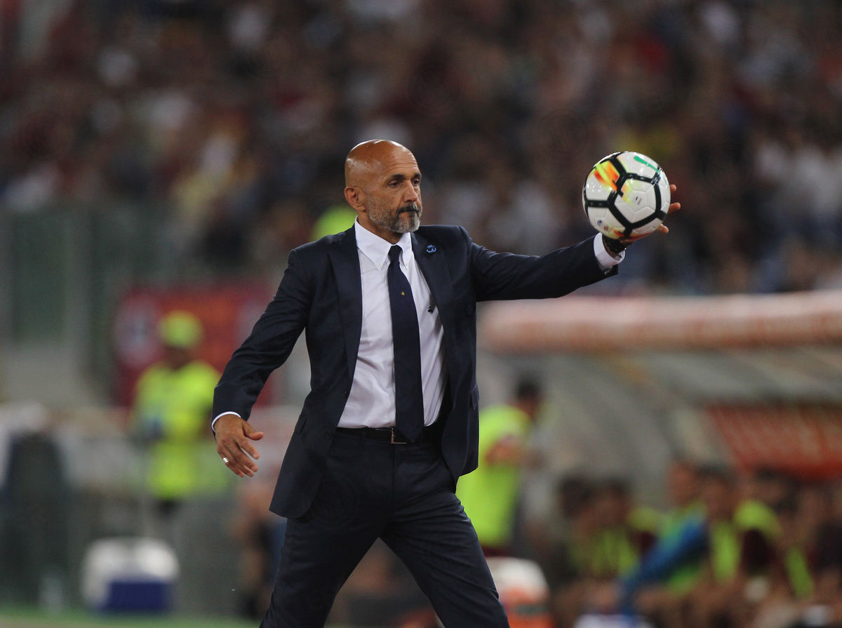 """Spalletti: """"We did well to persist with our style of football"""""""