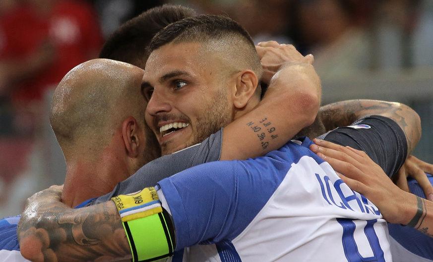 Roma 1-3 Inter