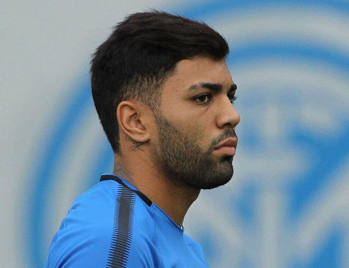 Benfica complete deal for Gabriel Barbosa