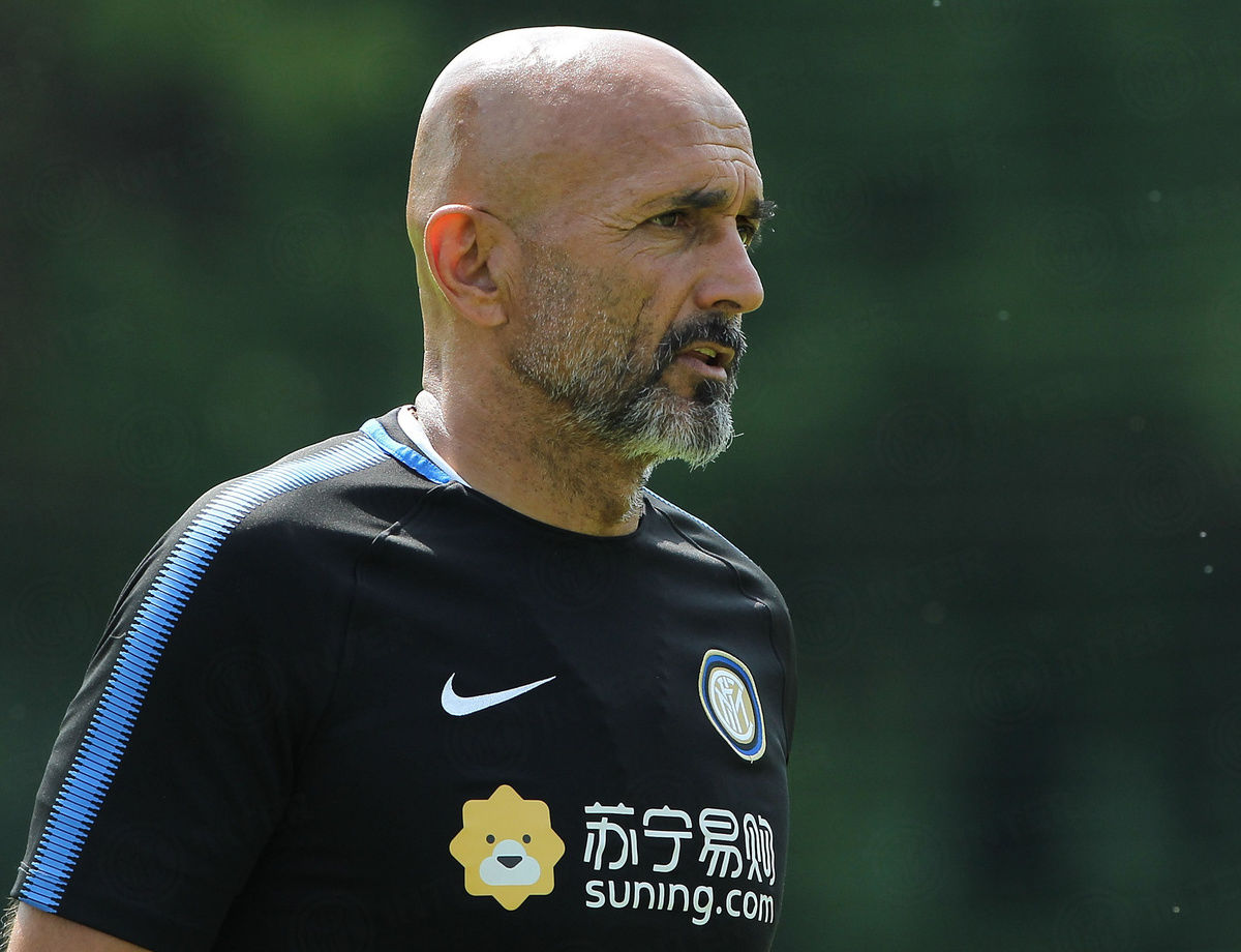 """With Inter vs. Spal approaching, Spalletti: """"We're all called up!"""""""