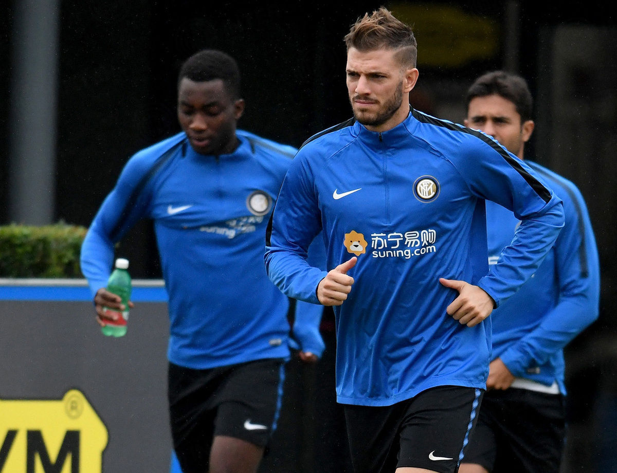 """Santon: """"I'm pleased to be back with the squad"""""""