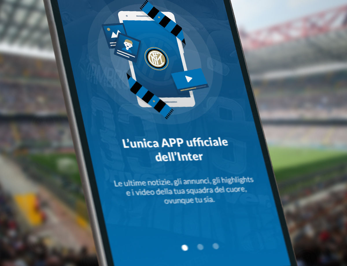 Inter Official App is now online!