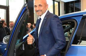 Presentata con Luciano Spalletti la partnership con Volvo