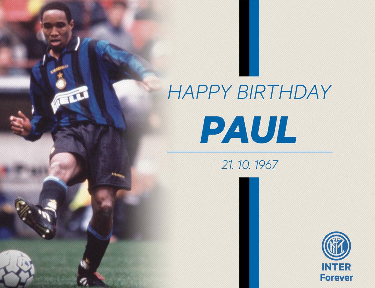 Selamat Ulang Tahun Paul!