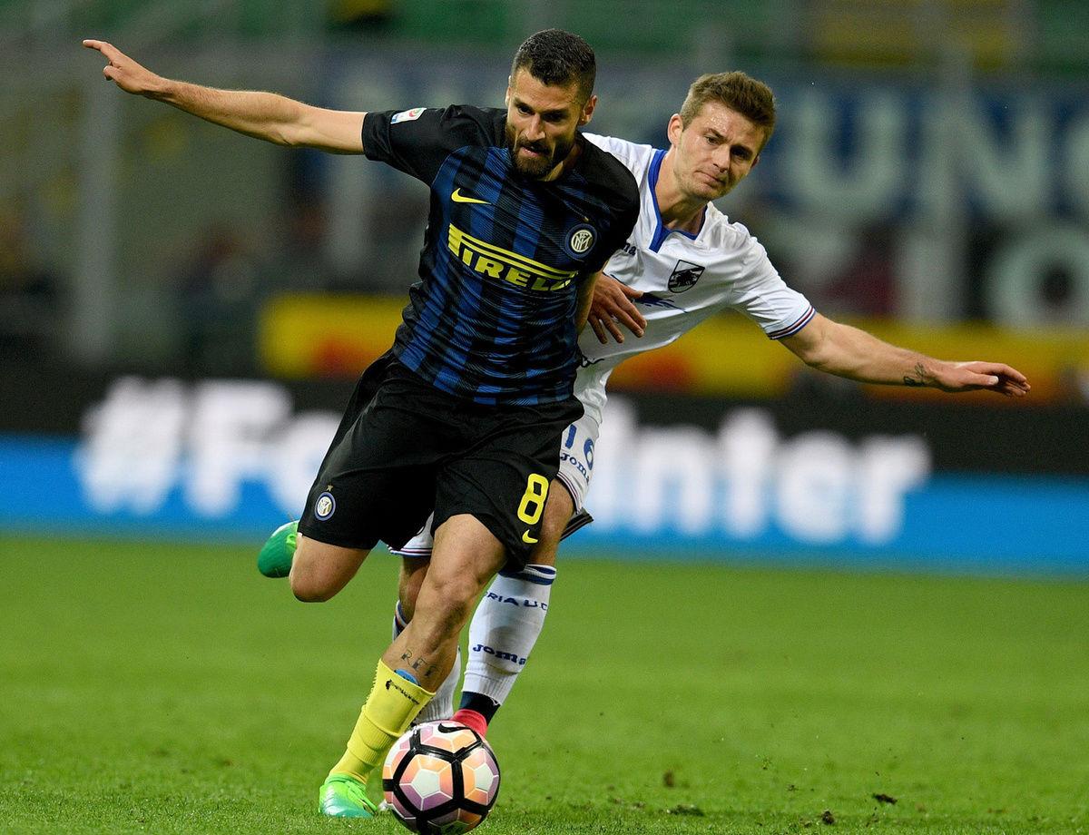 Inter vs. Sampdoria: Stats and trvia