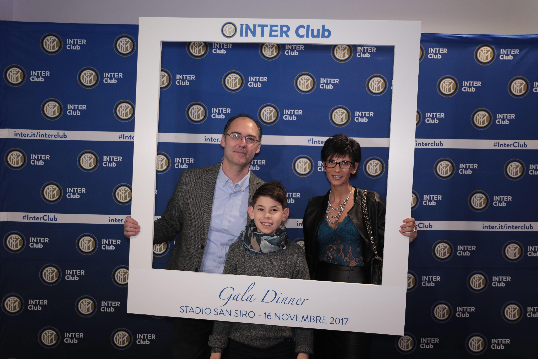 Gala Dinner Inter Club, entusiasmo per Spalletti e Gagliardini