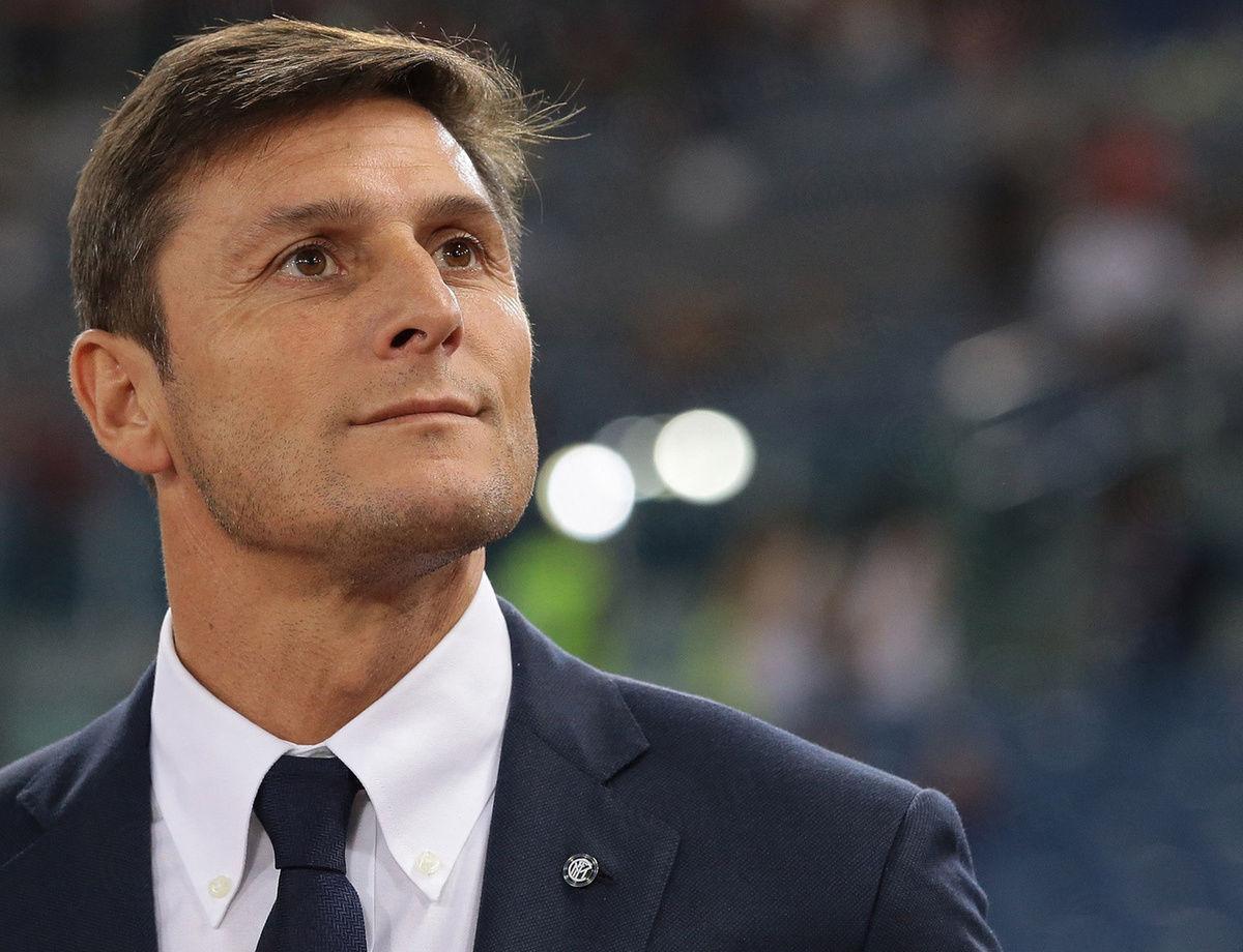 """Zanetti: """"Spalletti nos da confianza, el equipo está decidido"""""""