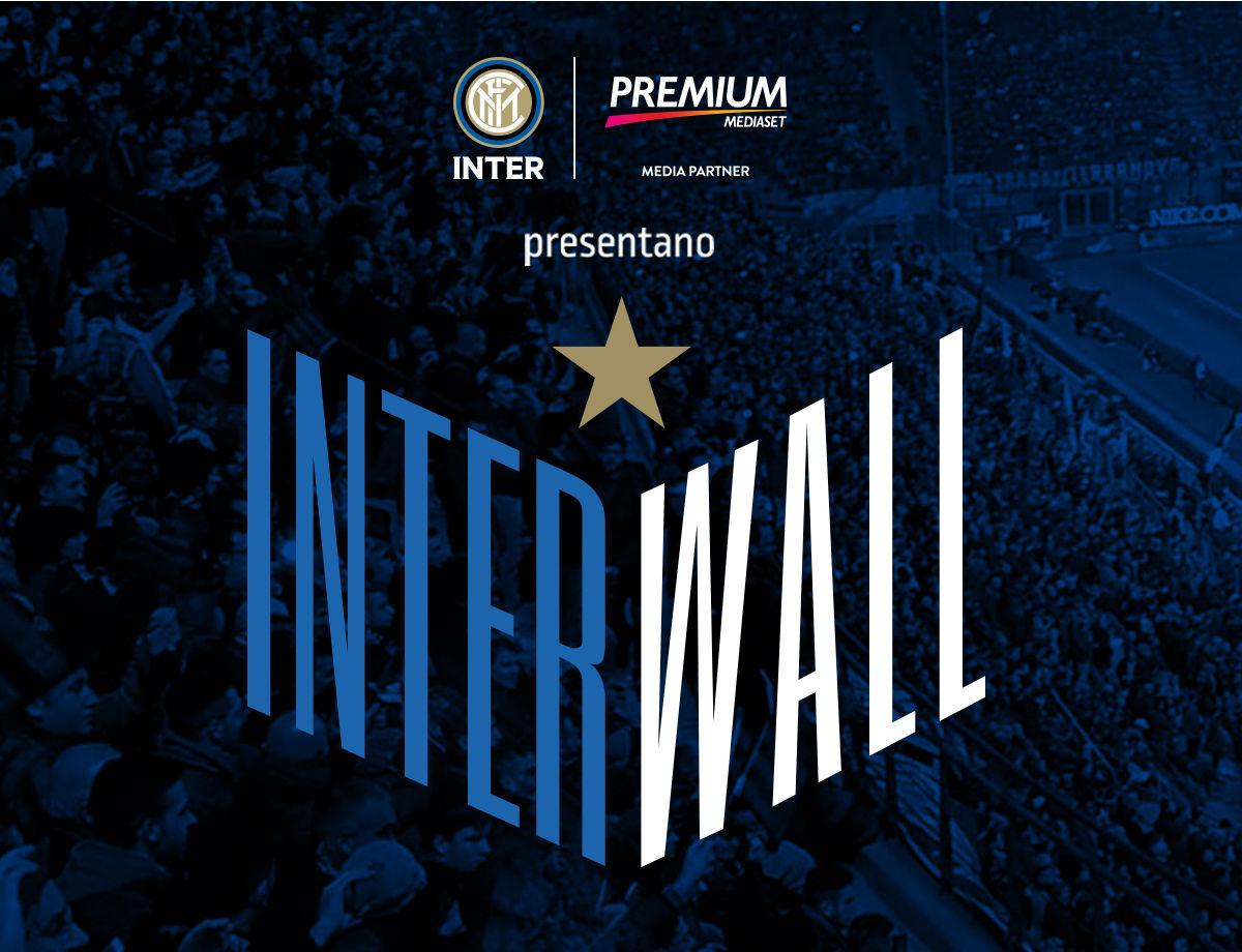 #InterWall: insieme rendiamo immortale la nostra storia