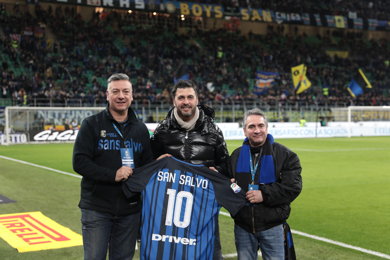 Salvatore Fresi premia gli Inter Club