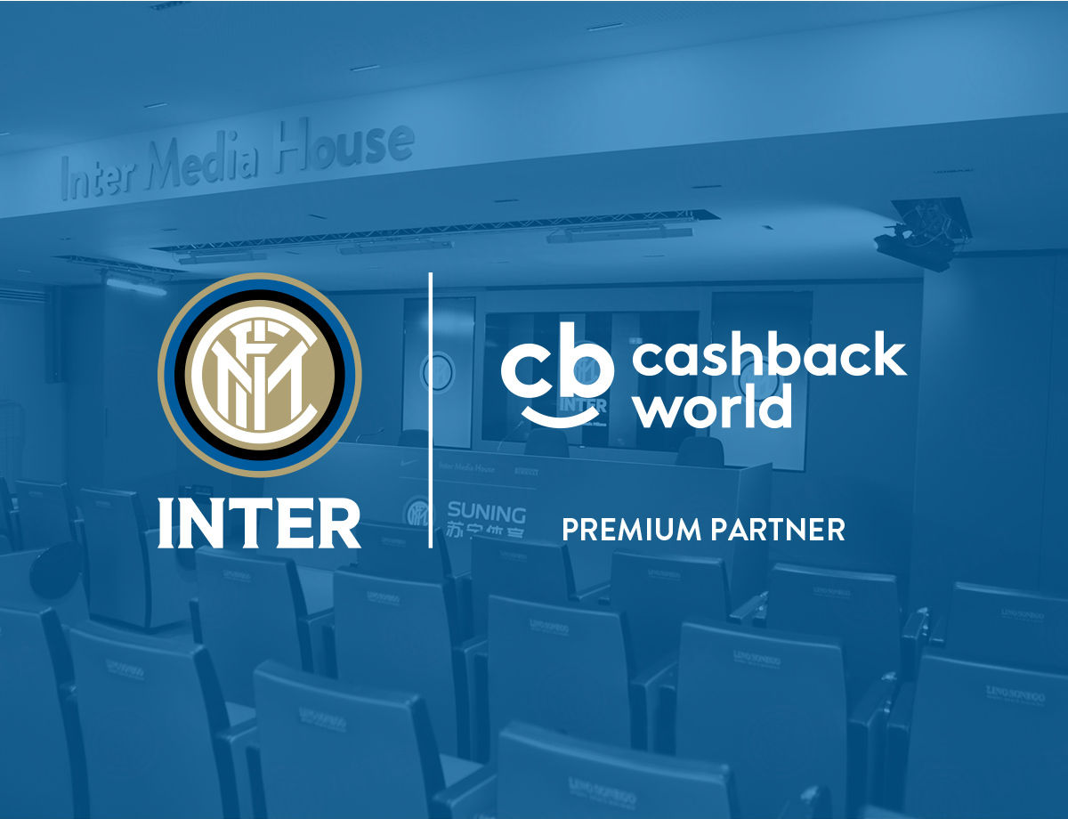 FC Internazionale Milano and Cashback World operated by Lyoness: A new partnership