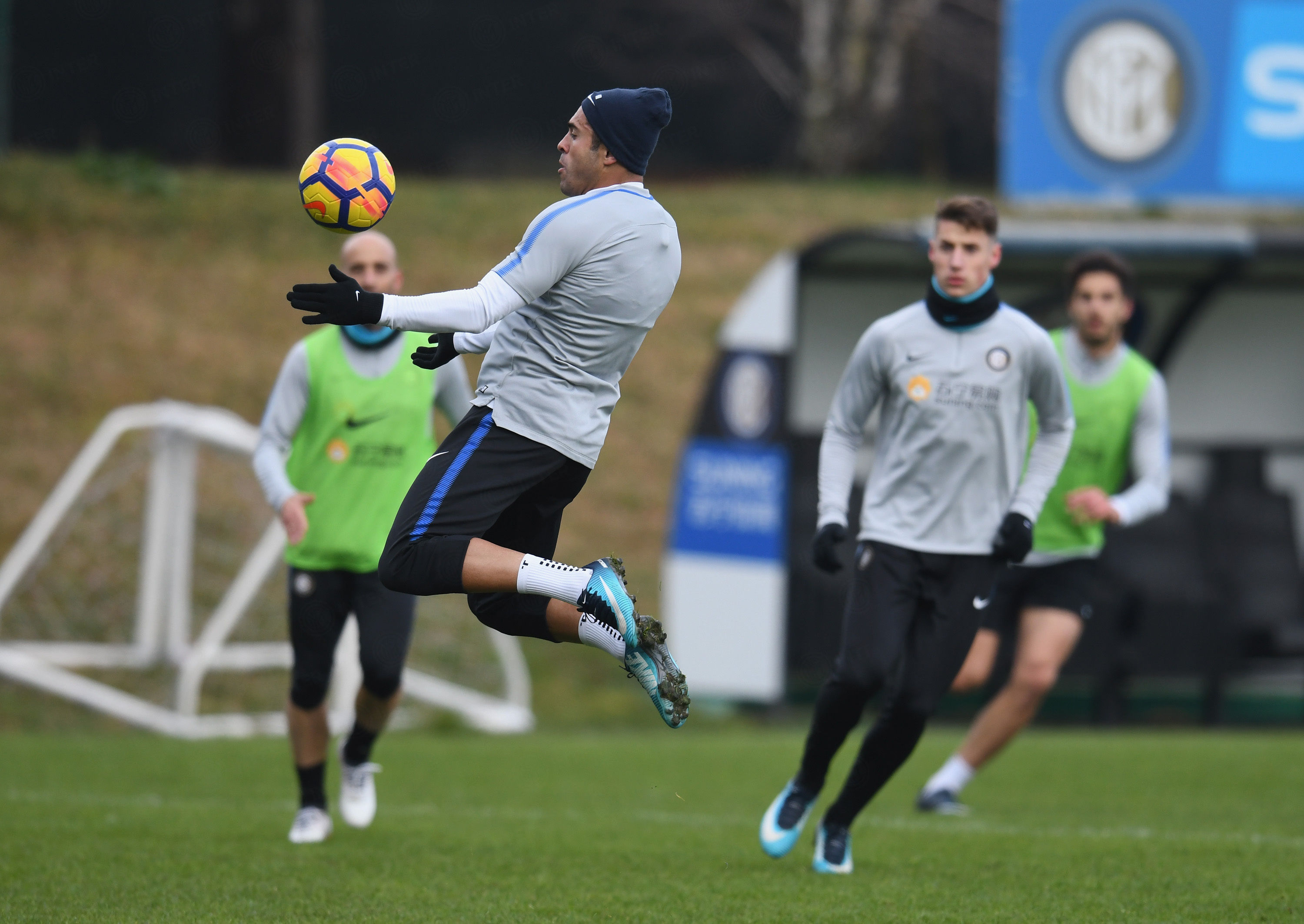 Team complete final preparations prior to Spal vs. Inter