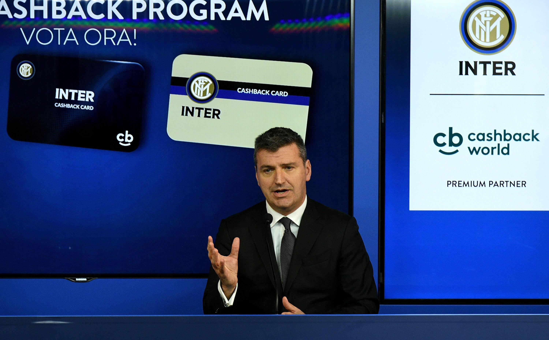 FC Internazionale Milano e Cashback World operated by Lyoness: al via la partnership