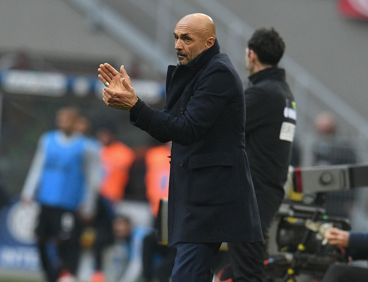 "Spalletti: ""They were three big points, for the fans also"""