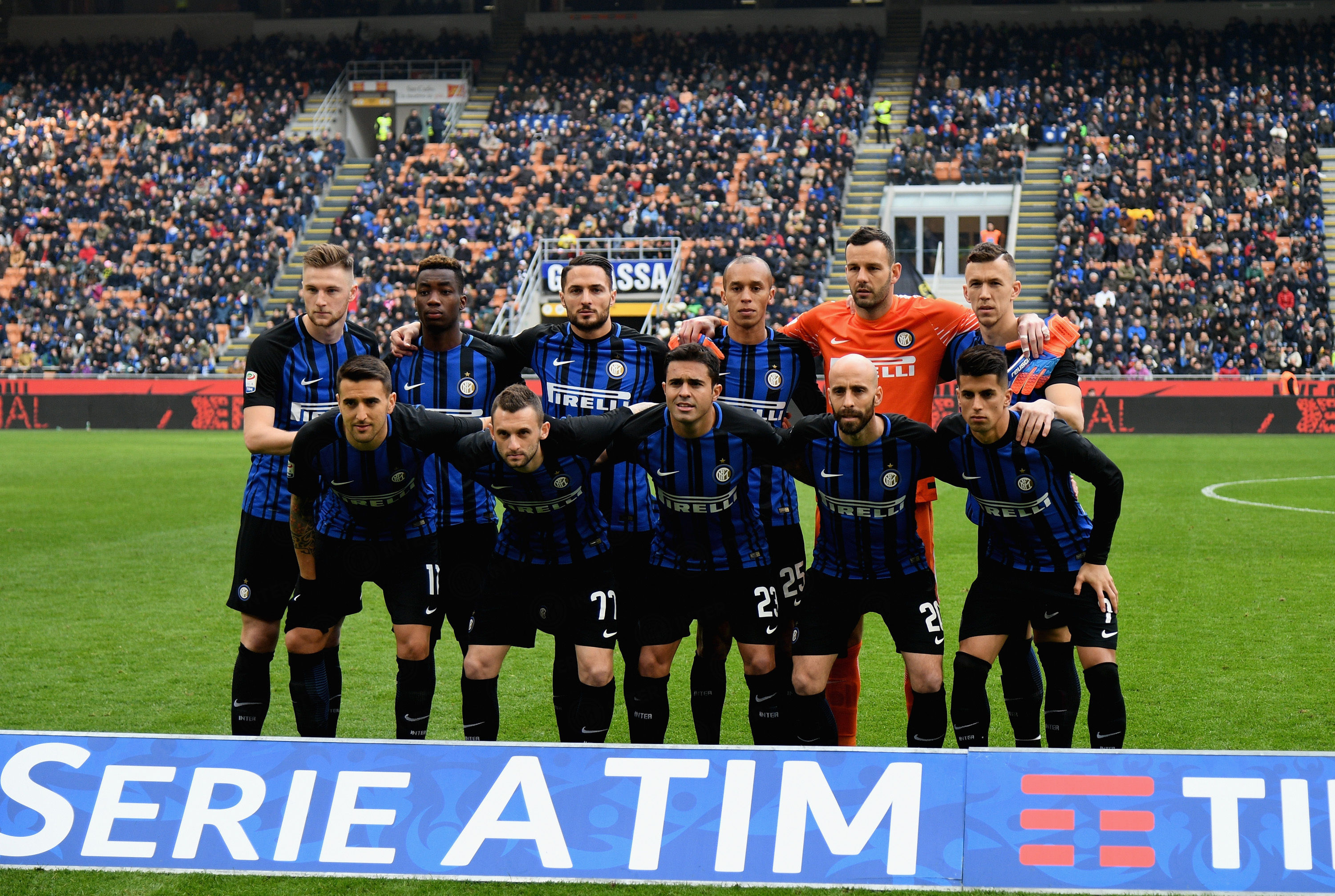 The best photos from Inter 2-1 Bologna