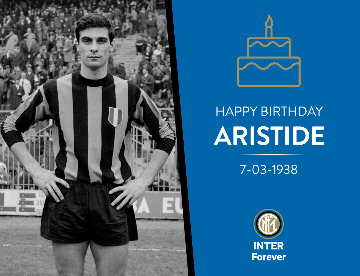 Happy Birthday Aristide Guarneri!