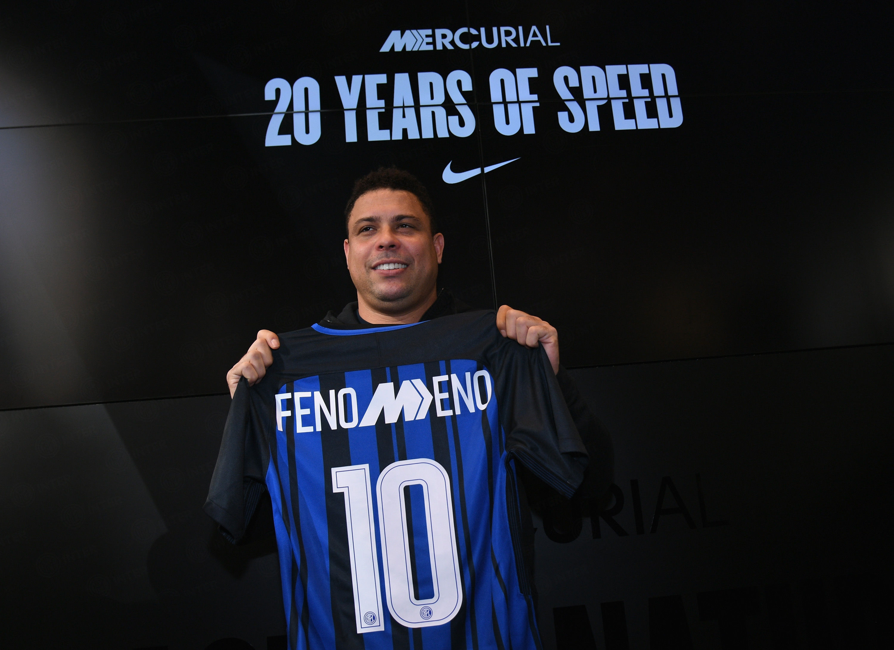 quality design 1ed08 e690b Ronaldo in Milan with Inter and Nike | News