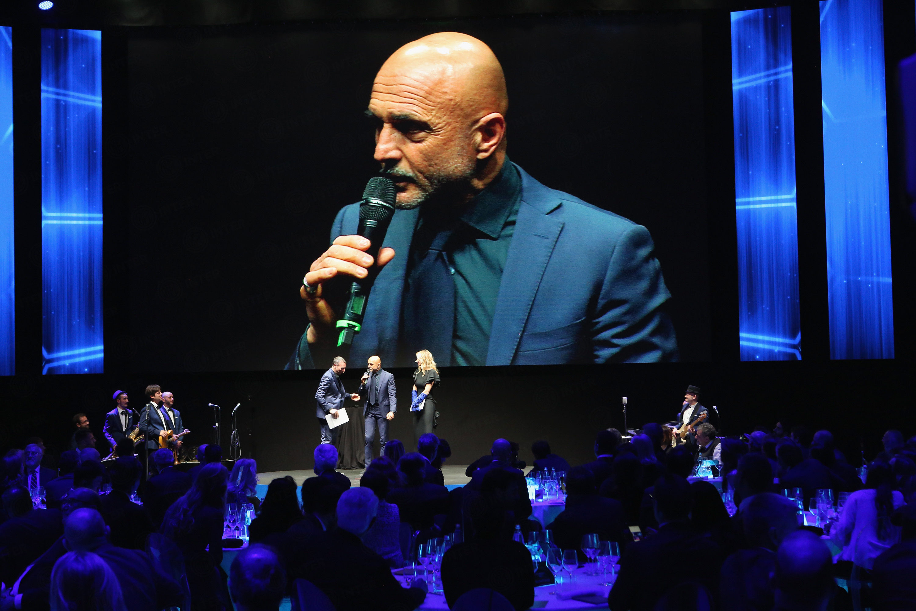 The best images from this evening's 110 Nerazzurri Gala