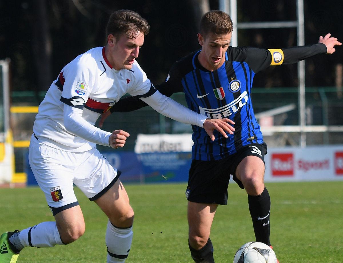 Primavera 1 TIM: Susunan pemain Inter vs. Genoa