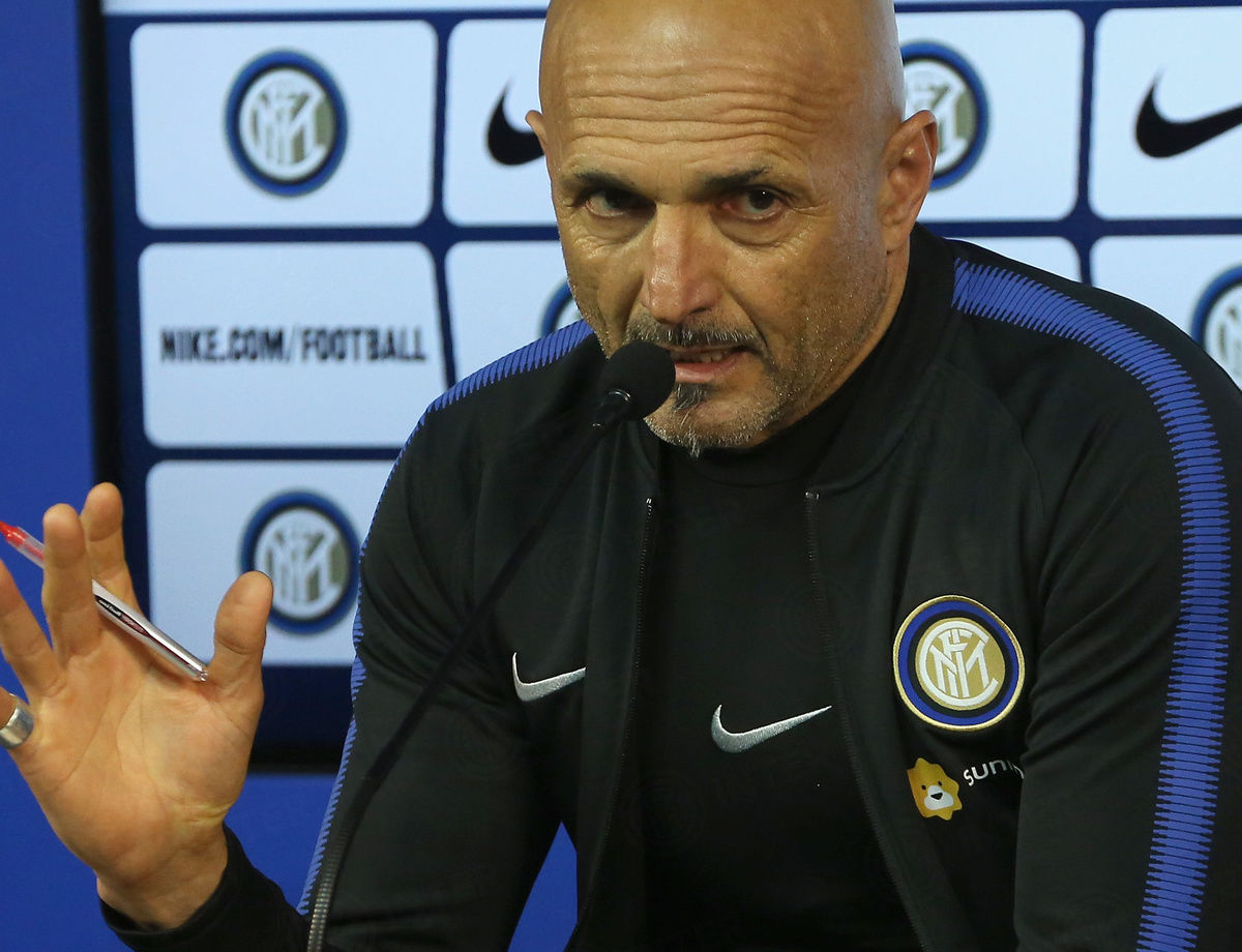 """Spalletti: """"The group has developed"""""""