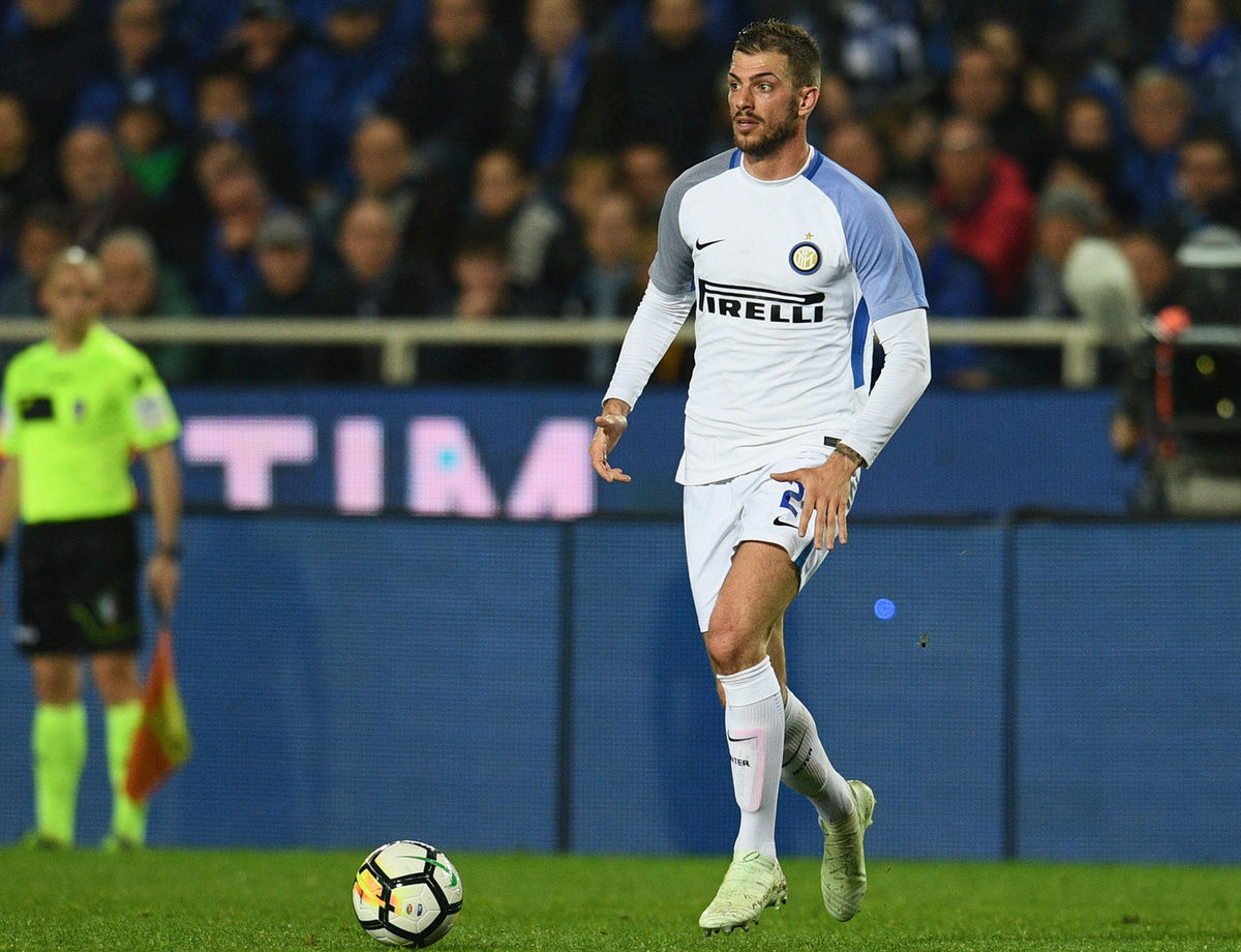 """Santon: """"We'll keep fighting for Champions League football until the end"""""""