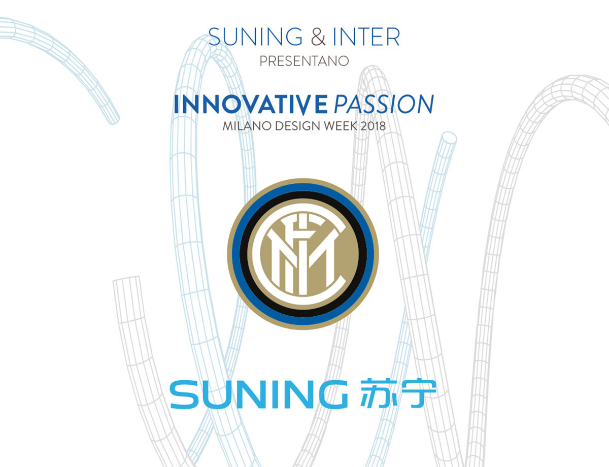 FC Internazionale Milano at Milan Design Week: 'Innovative Passion' presented