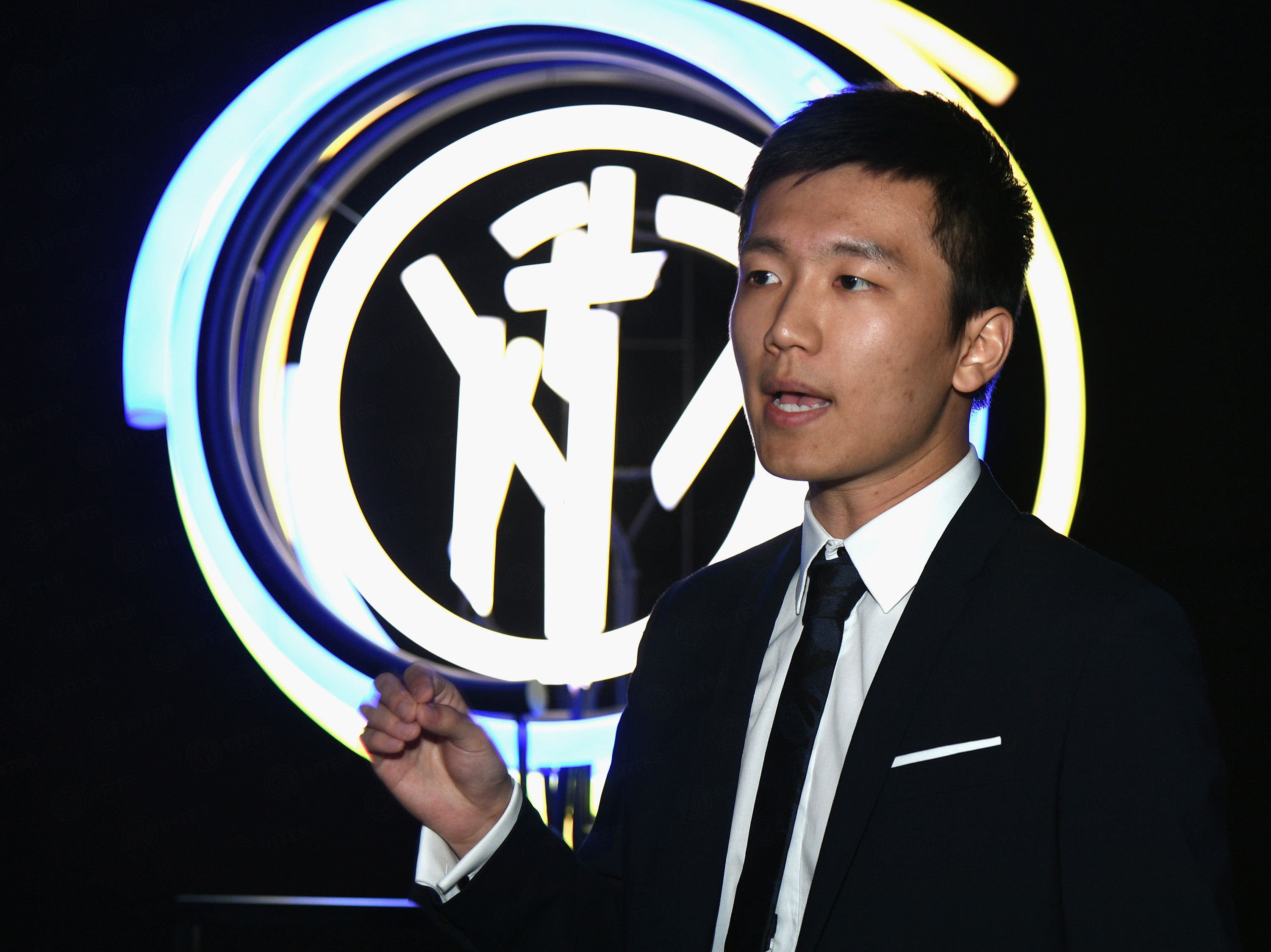 "Steven Zhang: ""Inter and Suning together for the first time at Design Week"""