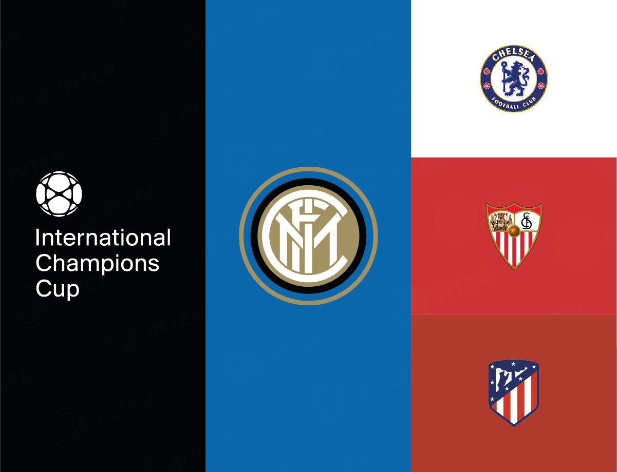 インターナショナル・チャンピオンズ・カップ2018:ネラッズーリのスケジュール