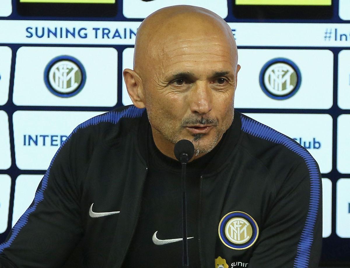 ChievoVerona vs. Inter: Time set for Luciano Spalletti's press conference