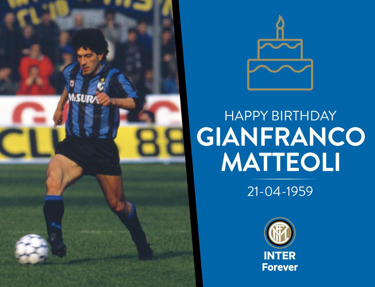 生日快乐,吉安弗兰科·马泰奥利!