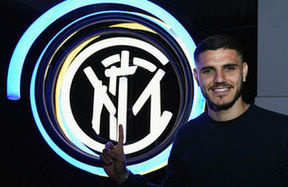 "Mauro Icardi ospite a ""Innovative Passion"""