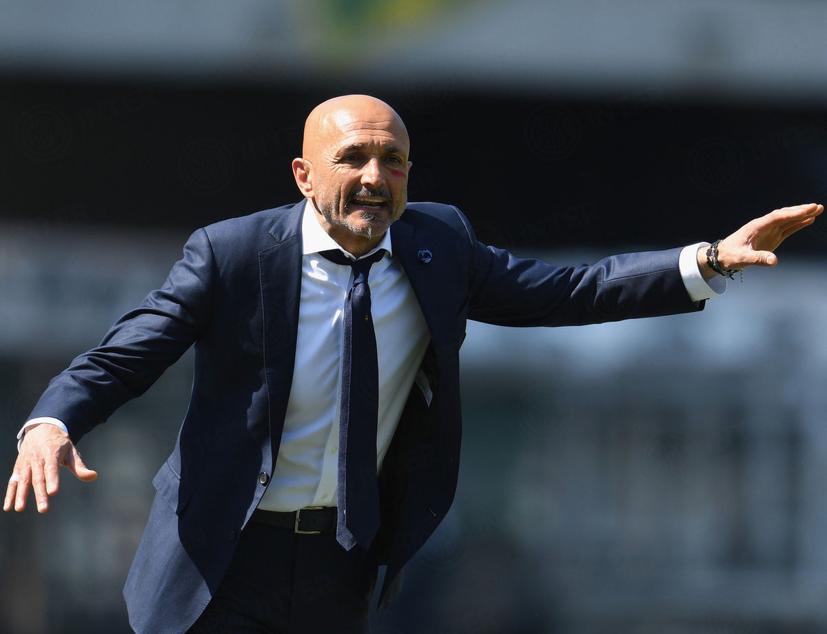 """Spalletti: """"We must keep fighting right up until the final day"""""""