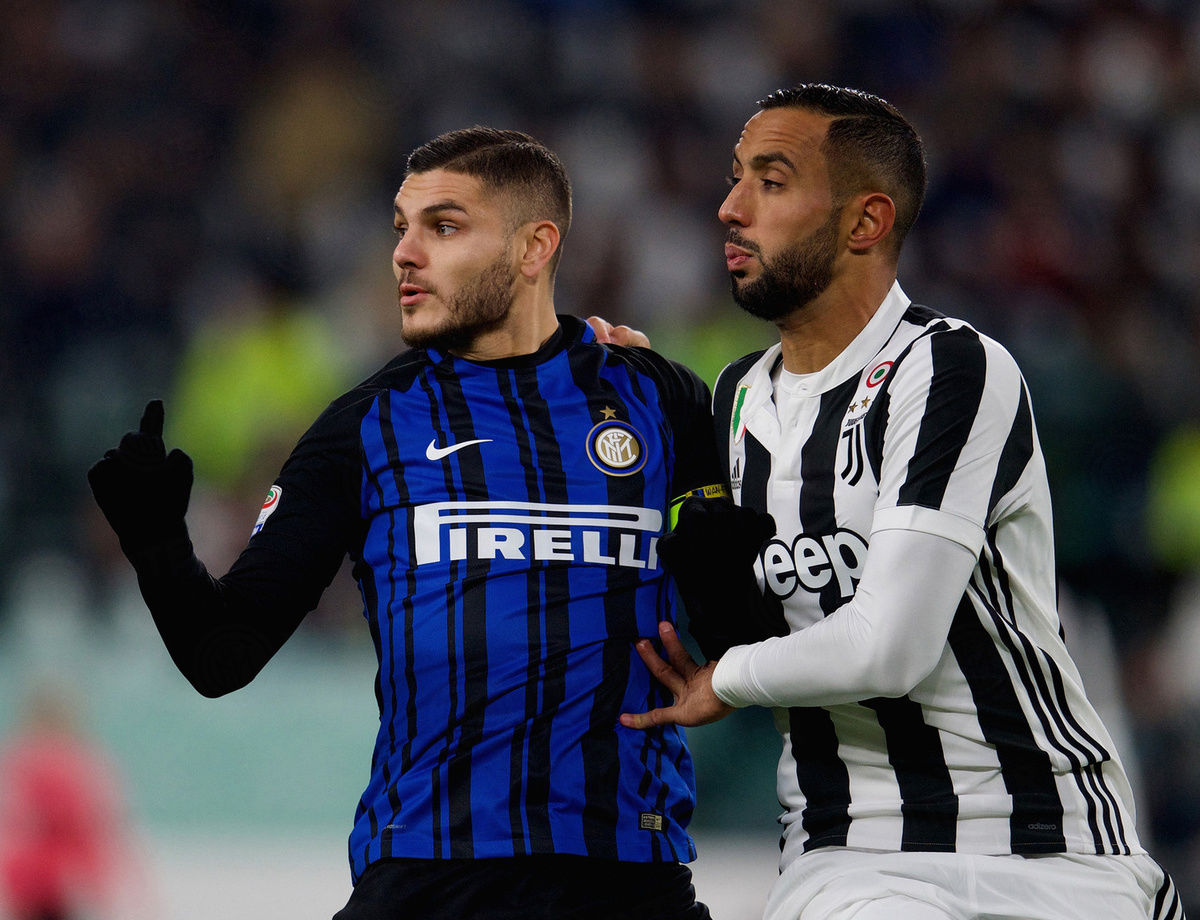 Inter vs. Juventus: All the stats and trivia