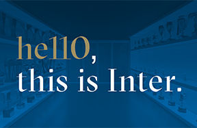'he110, this is Inter' nominated by Digiday Content Marketing Awards