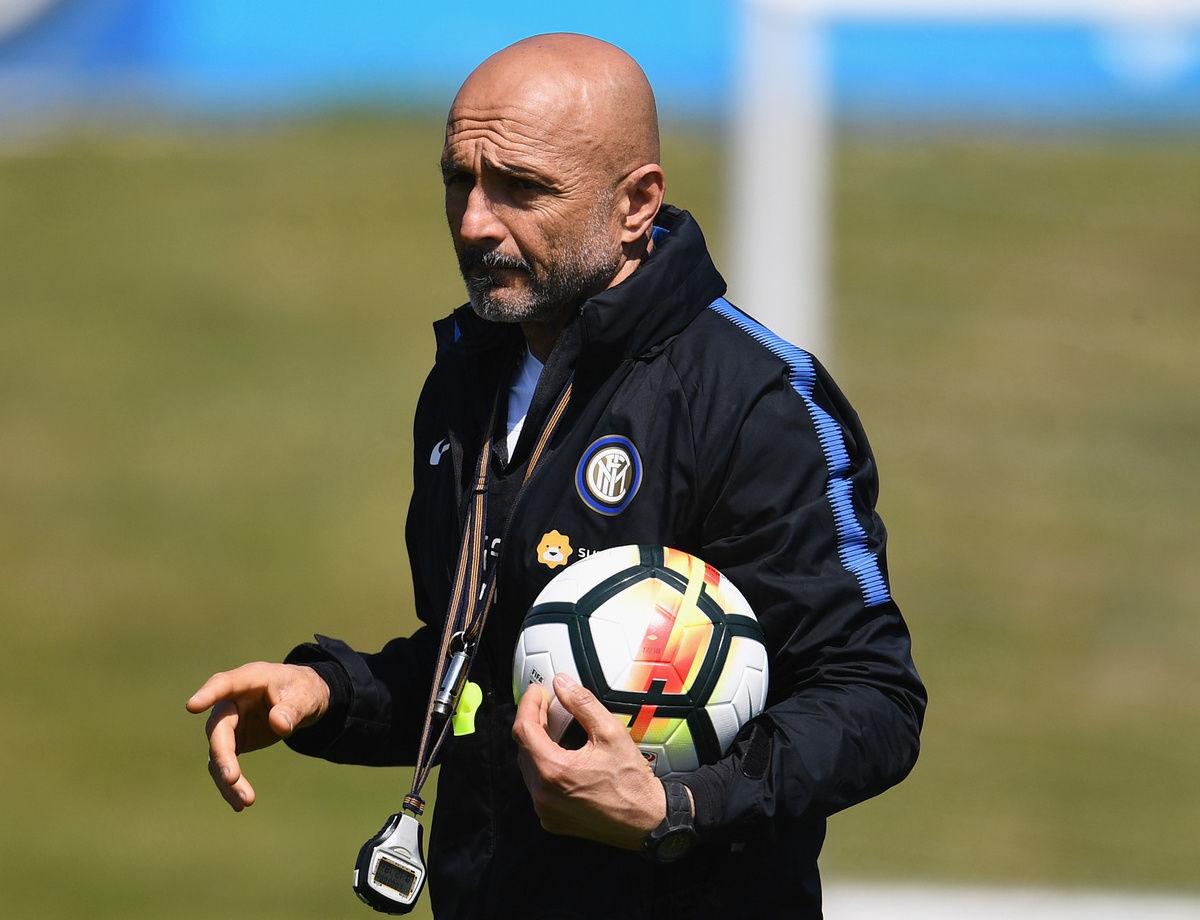 Latihan Nerazzurri menjelang pertemuan lawan Udinese