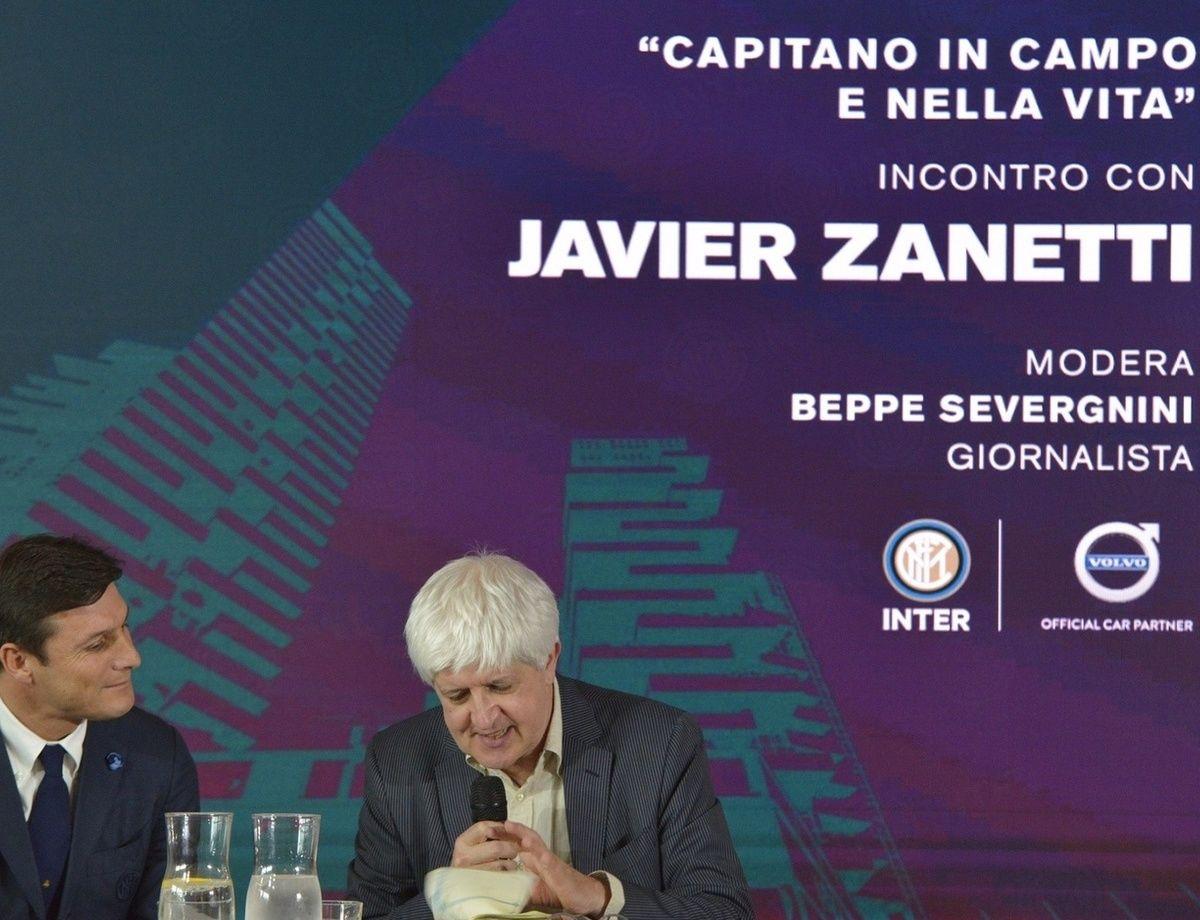 """Zanetti: """"Fiero della storia dell'Inter"""""""