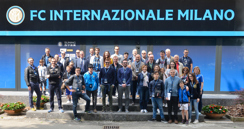 Appiano Day Sponsor: gli ospiti dei partner incontrano i nerazzurri
