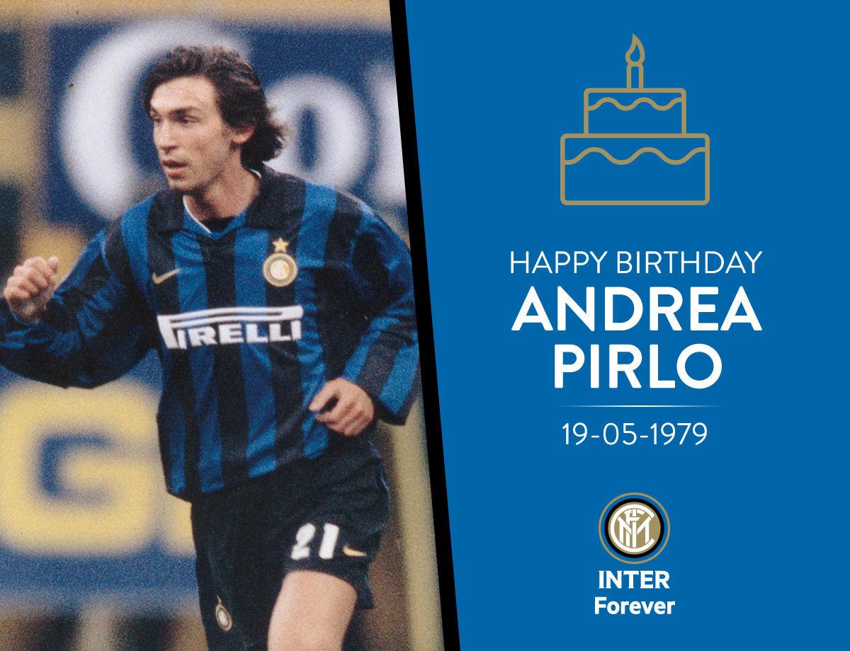 Tanti auguri ad Andrea Pirlo