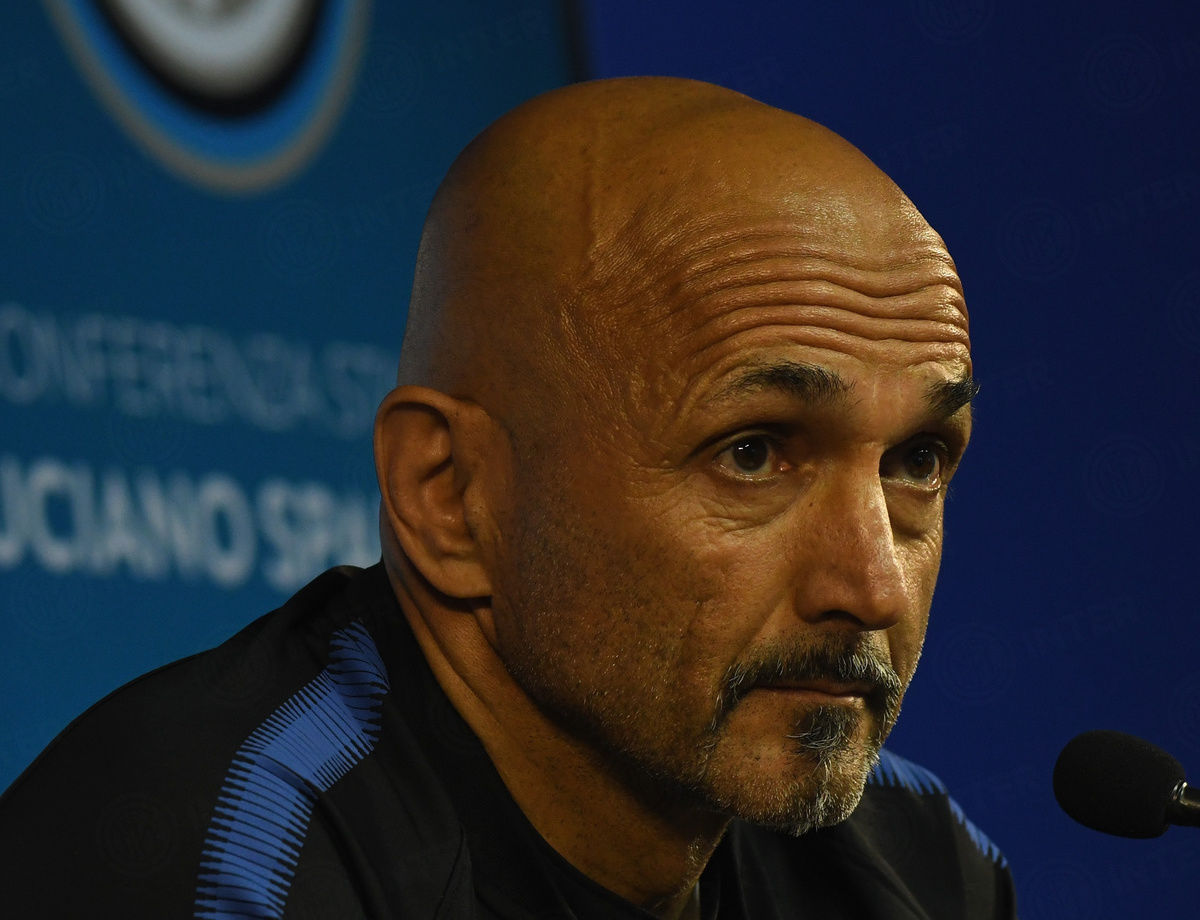 "Spalletti: ""We'll play for it in an open way"""