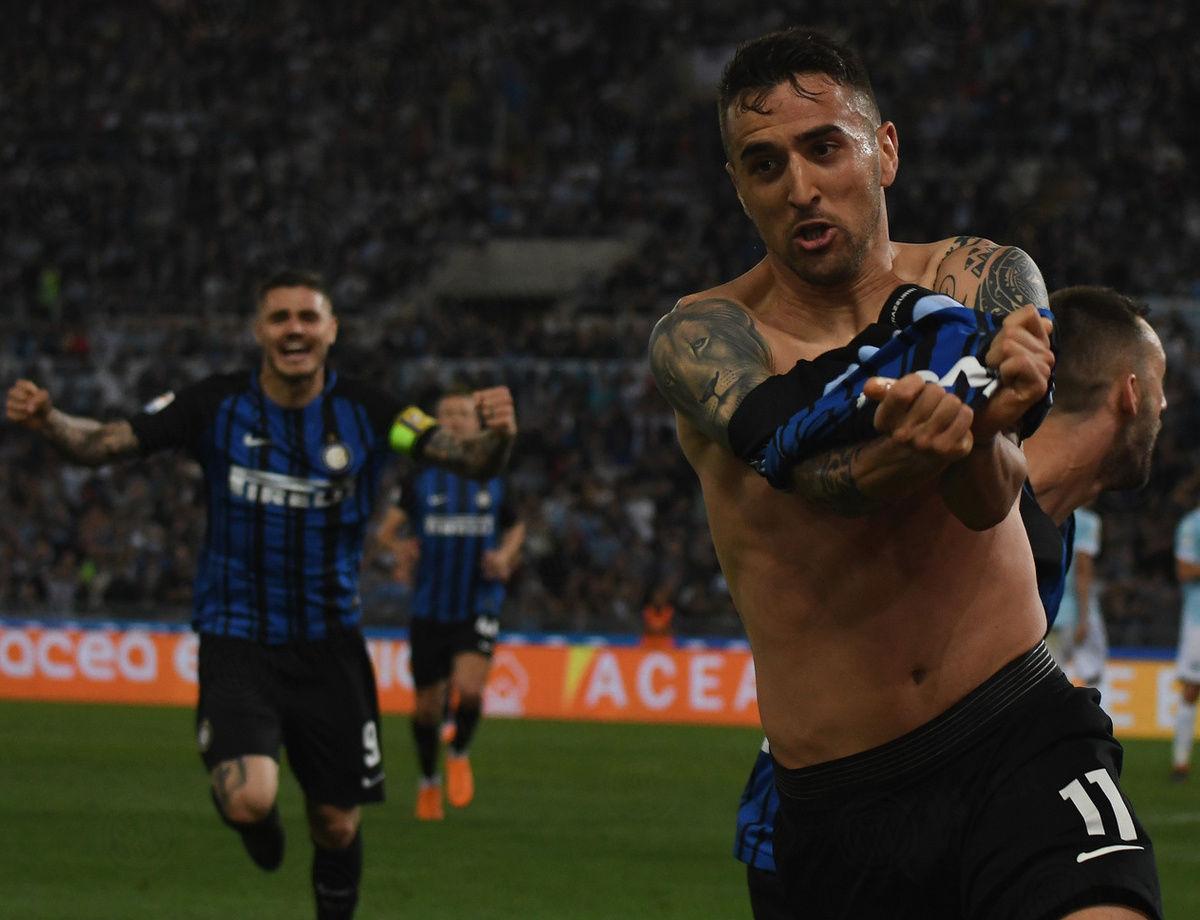 El Inter a la Champions League: ¡2-3 a la Lazio!