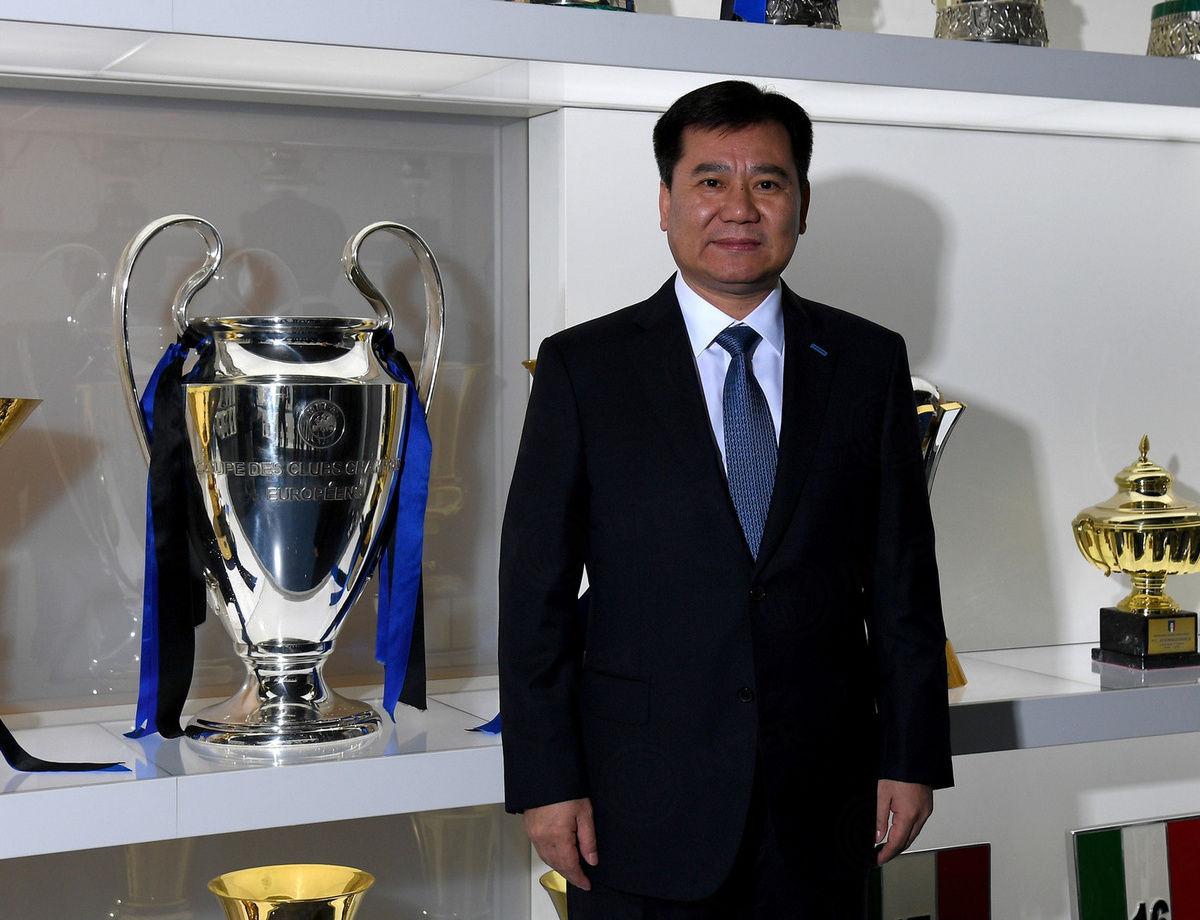El mensaje de Jindong Zhang al club   News