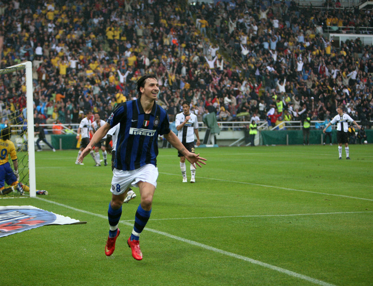 Ibrahimovic è il protagonista di Goal Gallery
