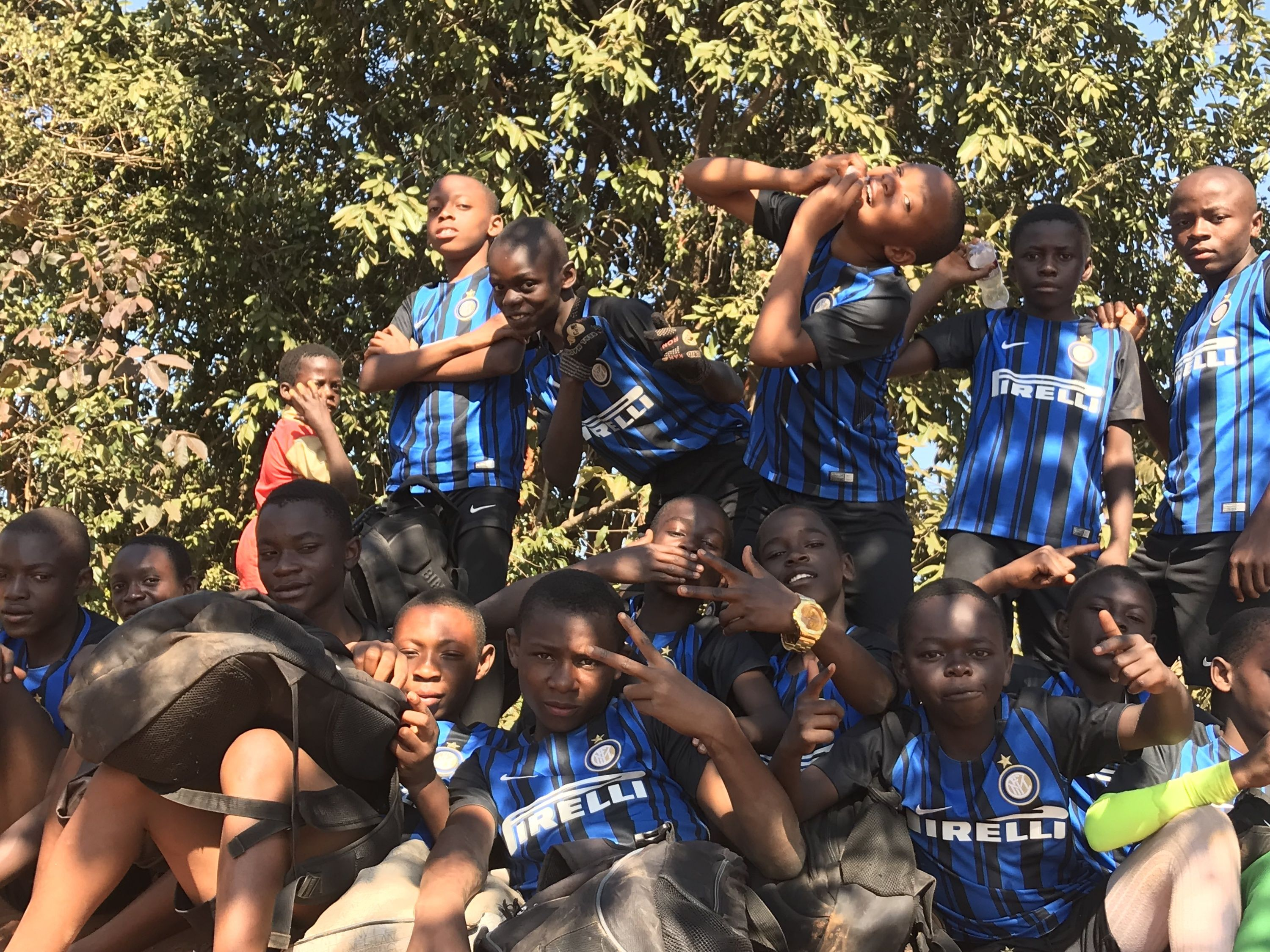 Inter Campus Congo: A party for all
