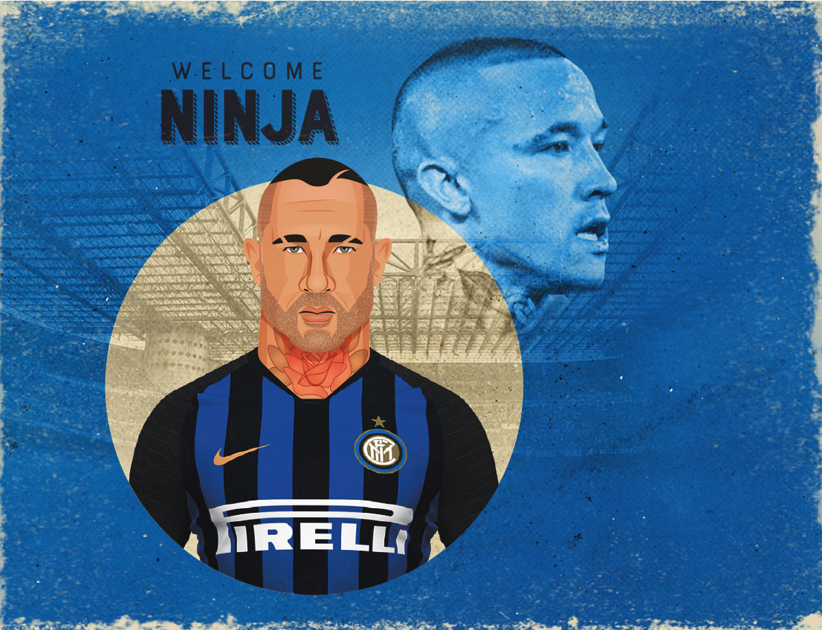 #WelcomeNinja: Nainggolan is a Nerazzurri player!