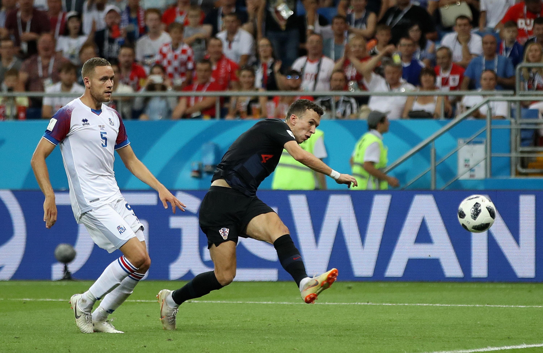 Mondiali 2018, Perisic in gol con la Croazia